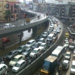 Panjagutta traffic